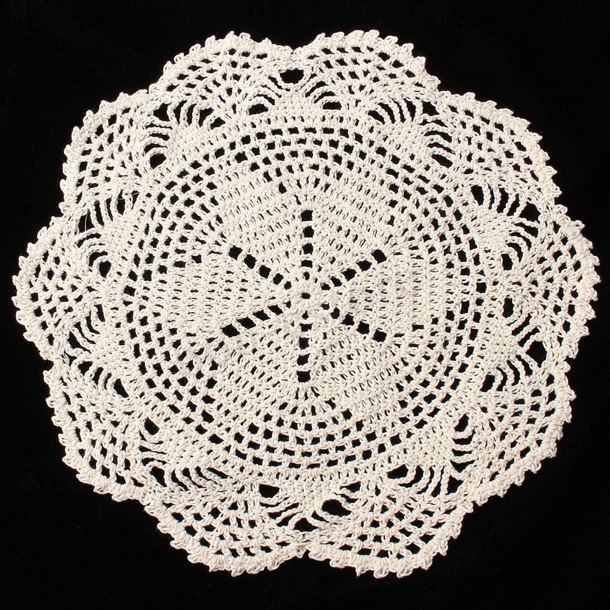 White Doilies Lovely 28cm Doily Placemat White Yarn Handmade Crochet Pure Of Awesome 41 Photos White Doilies