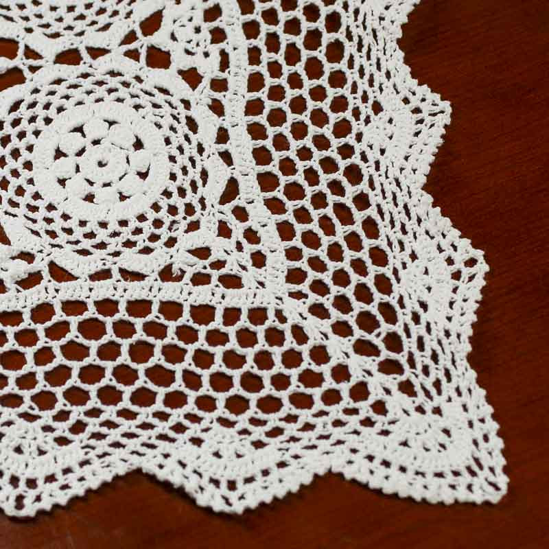 White Doilies Luxury White Rectangular Crocheted Doily Crochet and Lace Of Awesome 41 Photos White Doilies
