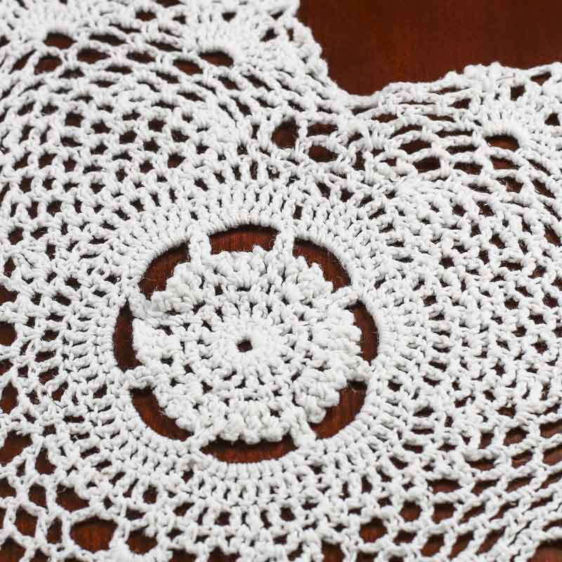 White Doilies Unique White Heart Crocheted Doily Crochet and Lace Doilies Of Awesome 41 Photos White Doilies