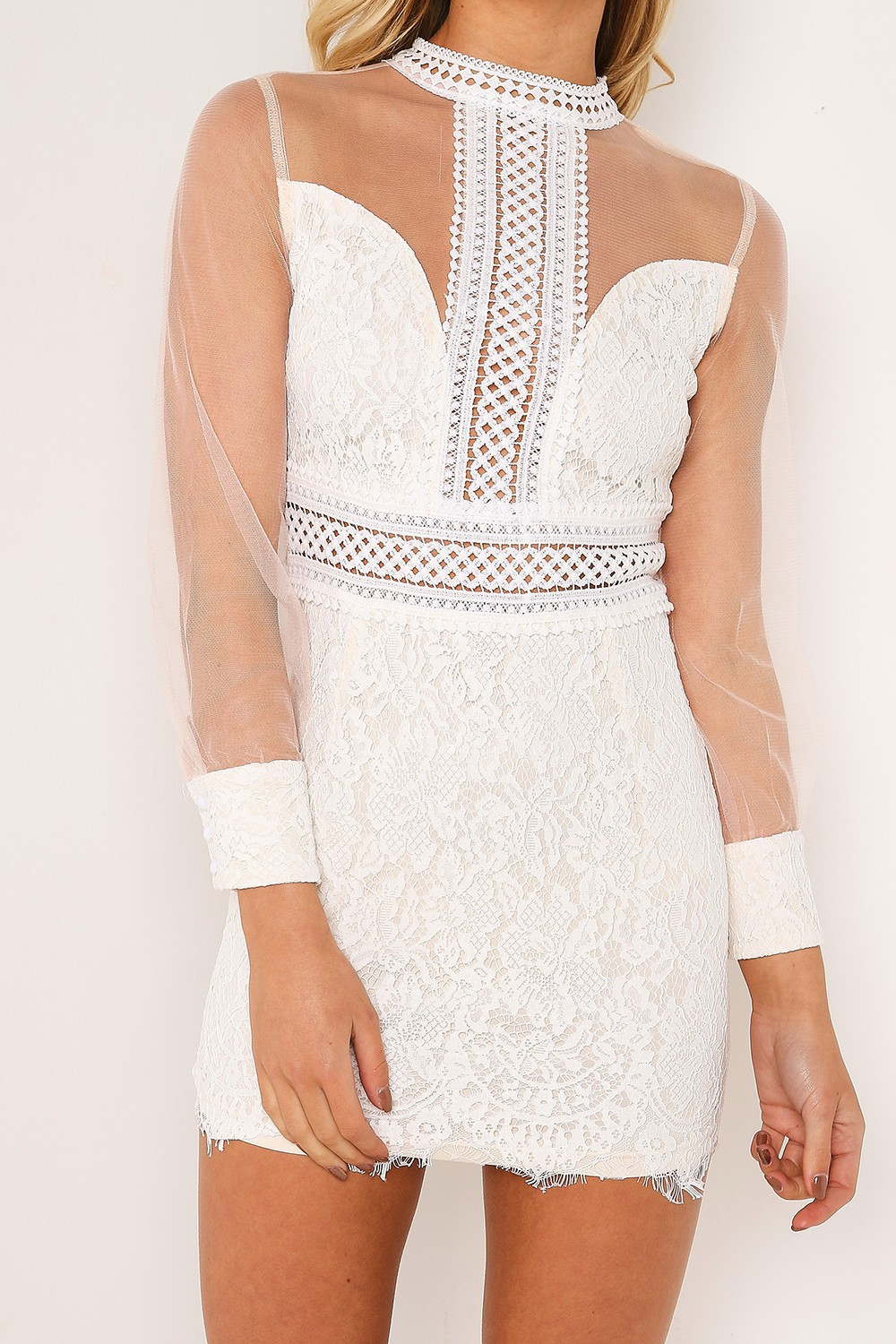 White Lace Crochet Dress Best Of White Crochet Lace Mini Dress Of Awesome 48 Photos White Lace Crochet Dress