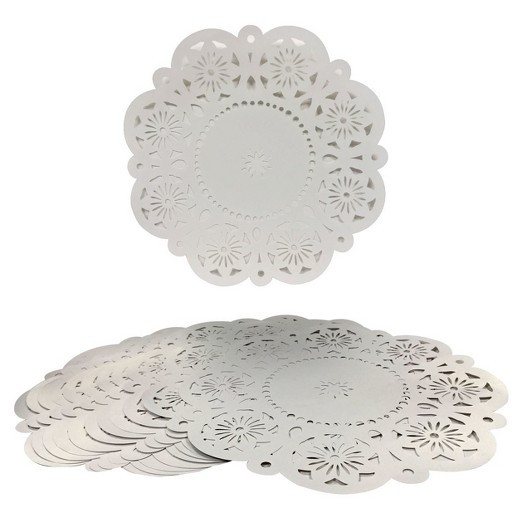 White Paper Doilies Beautiful 12ct White Paper Doilies Spritz Tar Of Amazing 42 Models White Paper Doilies