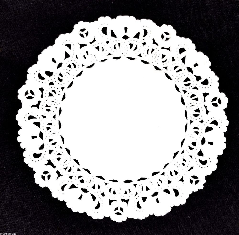"""White Paper Doilies Beautiful 50 4"""" White normandy Paper Lace Doilies Of Amazing 42 Models White Paper Doilies"""
