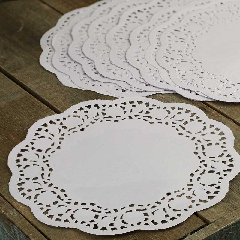 White Paper Doilies Beautiful White Paper Doilies Tableware Party Supplies Party Of Amazing 42 Models White Paper Doilies