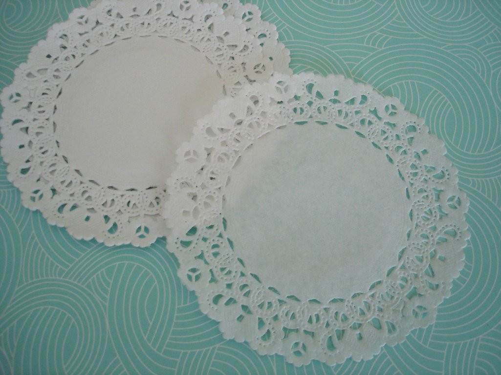 White Paper Doilies Best Of White Paper Doilies 100 French Lace Paper by Lemonzestco Of Amazing 42 Models White Paper Doilies