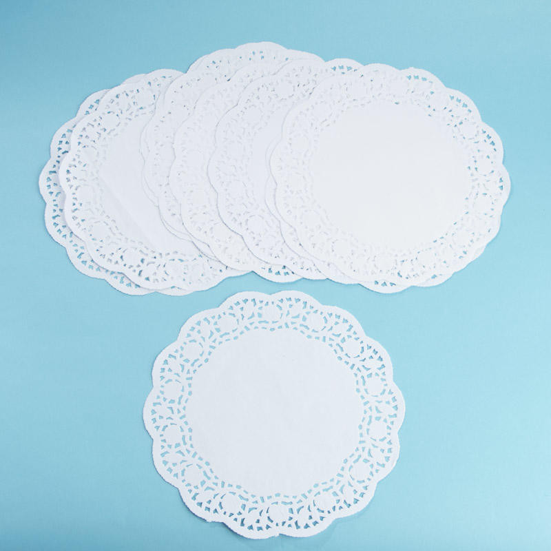 White Paper Doilies Elegant White Paper Doilies Tableware Party Supplies Party Of Amazing 42 Models White Paper Doilies