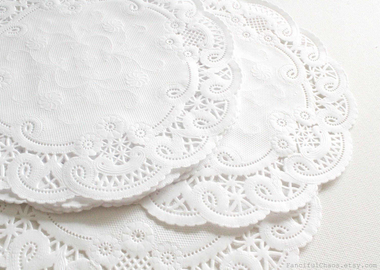 White Paper Doilies Fresh 50 White Paper Doily Doilies 5 Inch From Fancifulchaos On Of Amazing 42 Models White Paper Doilies