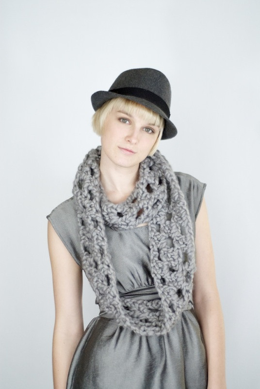 Windowpane Scarf Best Of Window Pane Infinity Scarf Free Pattern Of Delightful 46 Photos Windowpane Scarf