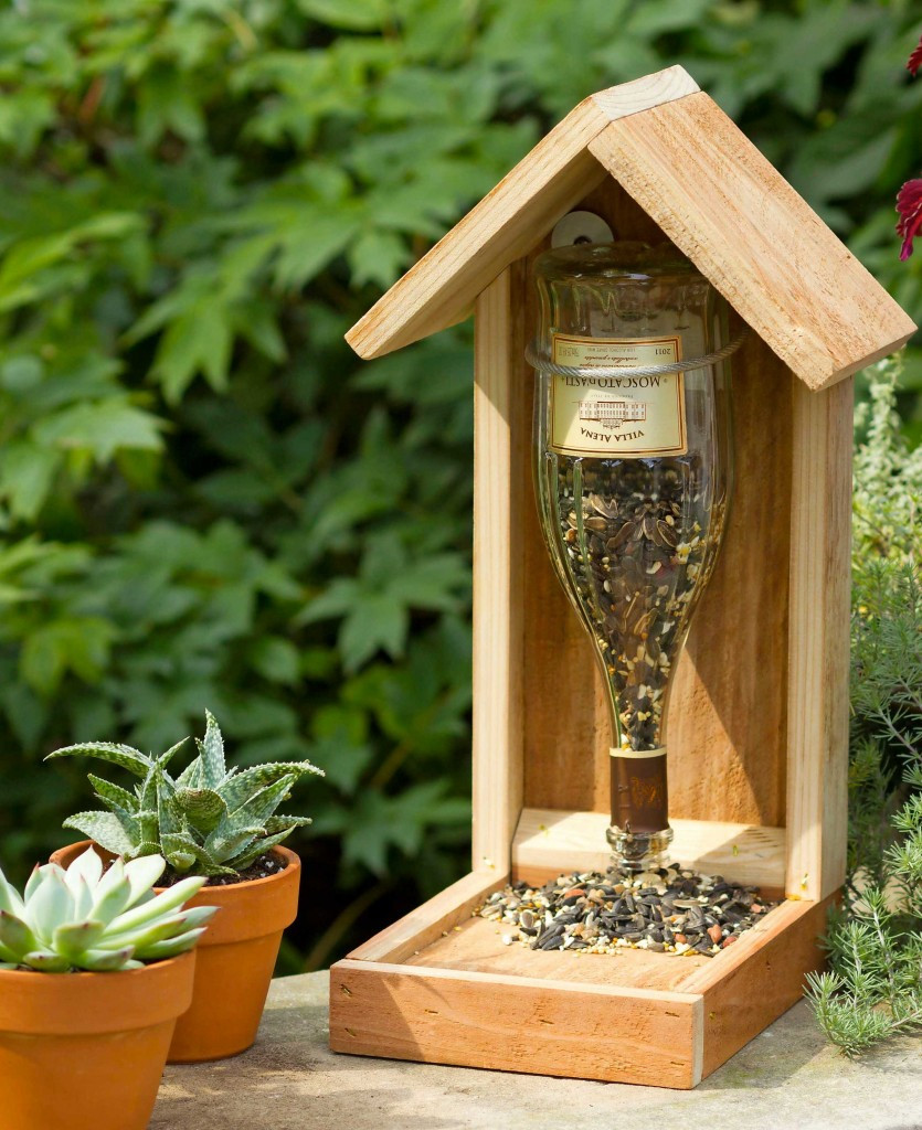 Wine Bottle Crafts Elegant 11 Recycled Diy Wine Bottle Bird Feeders Of Luxury 40 Images Wine Bottle Crafts