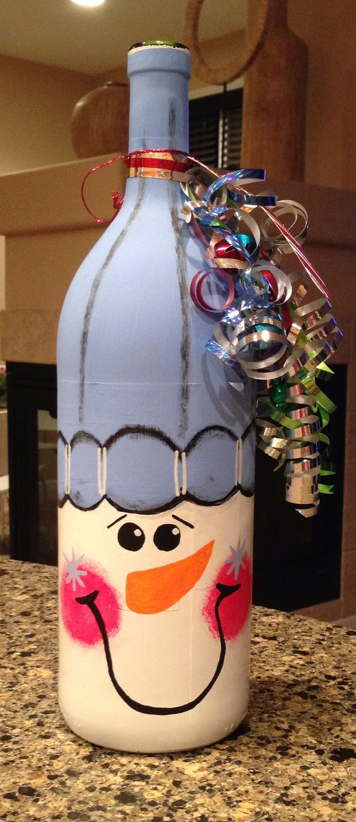 Wine Bottle Crafts Lovely the 25 Best Christmas Wine Bottles Ideas On Pinterest Of Luxury 40 Images Wine Bottle Crafts