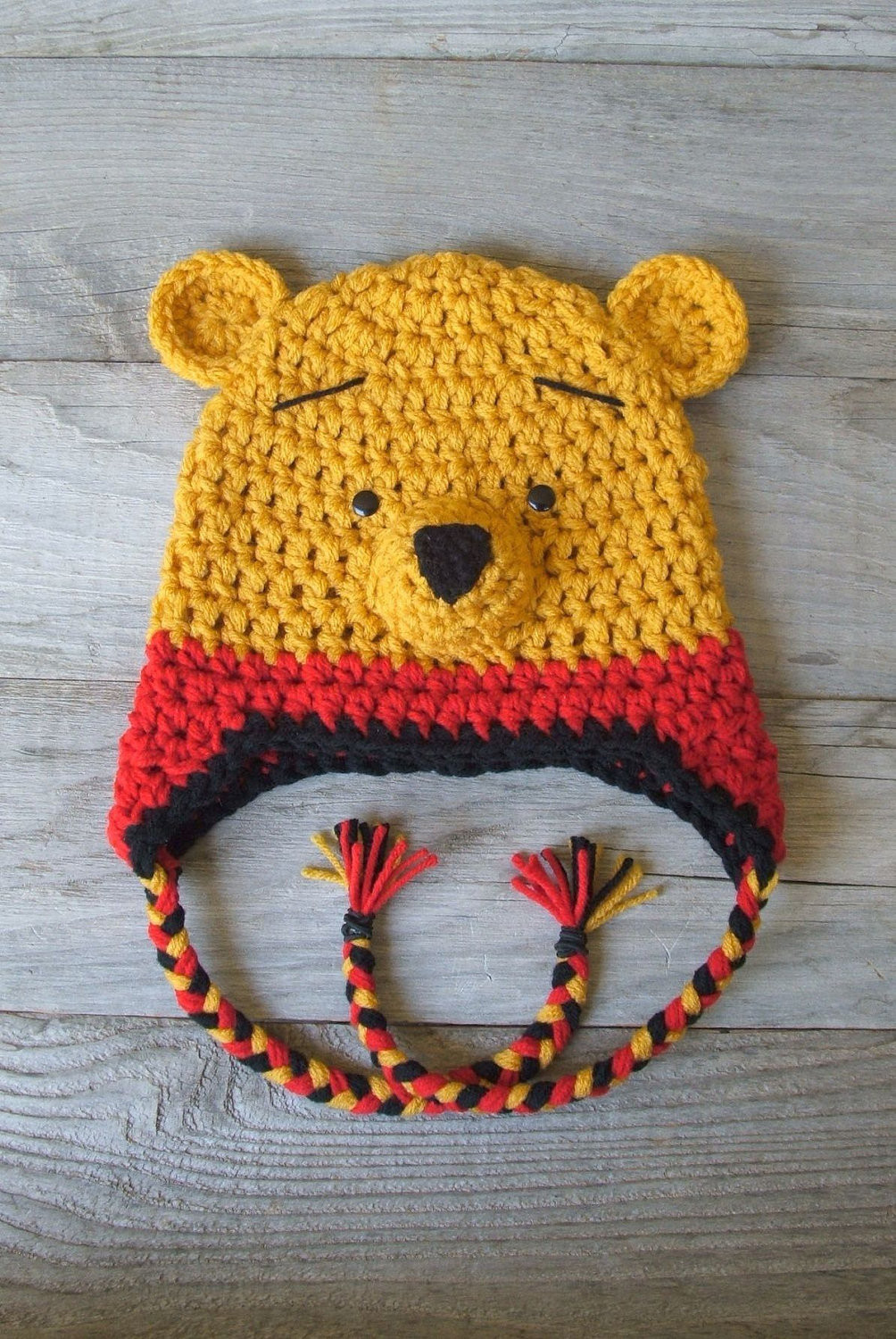Winnie the Pooh Crochet Inspirational Request A Custom order and Have something Made Just for You Of Wonderful 41 Ideas Winnie the Pooh Crochet