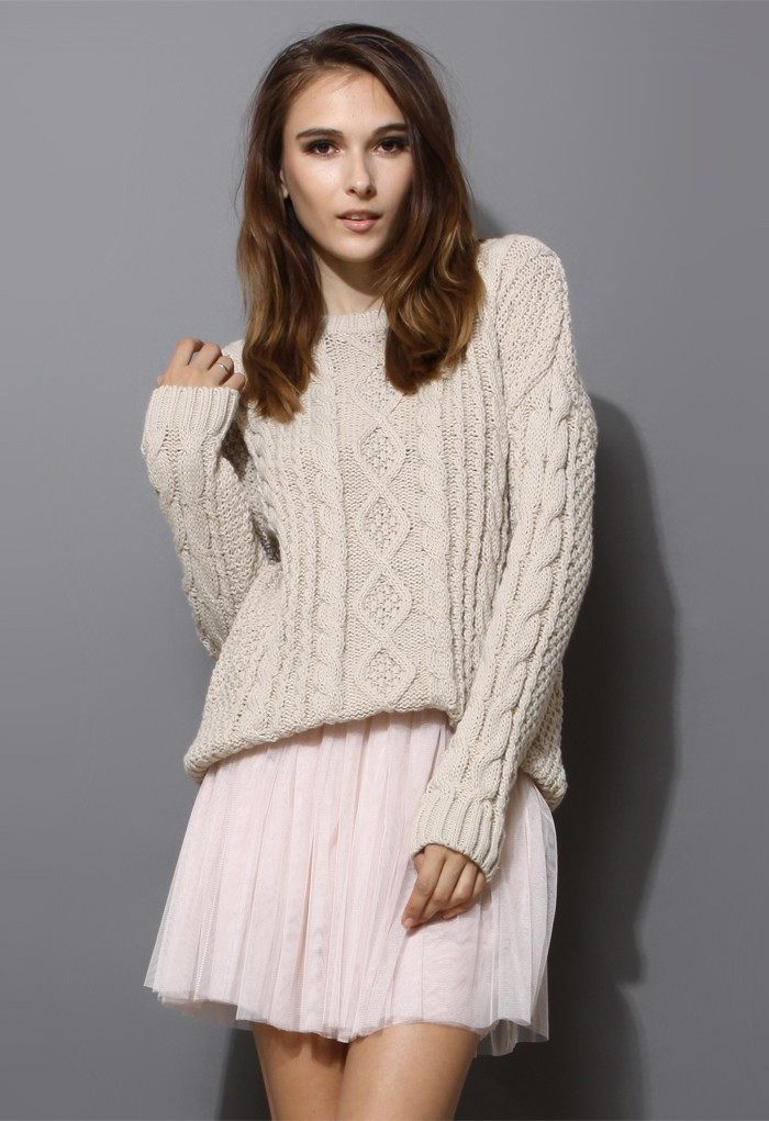 Womens Cable Knit Sweater Beautiful F White Cable Knit Sweater Womens Of Innovative 44 Pics Womens Cable Knit Sweater