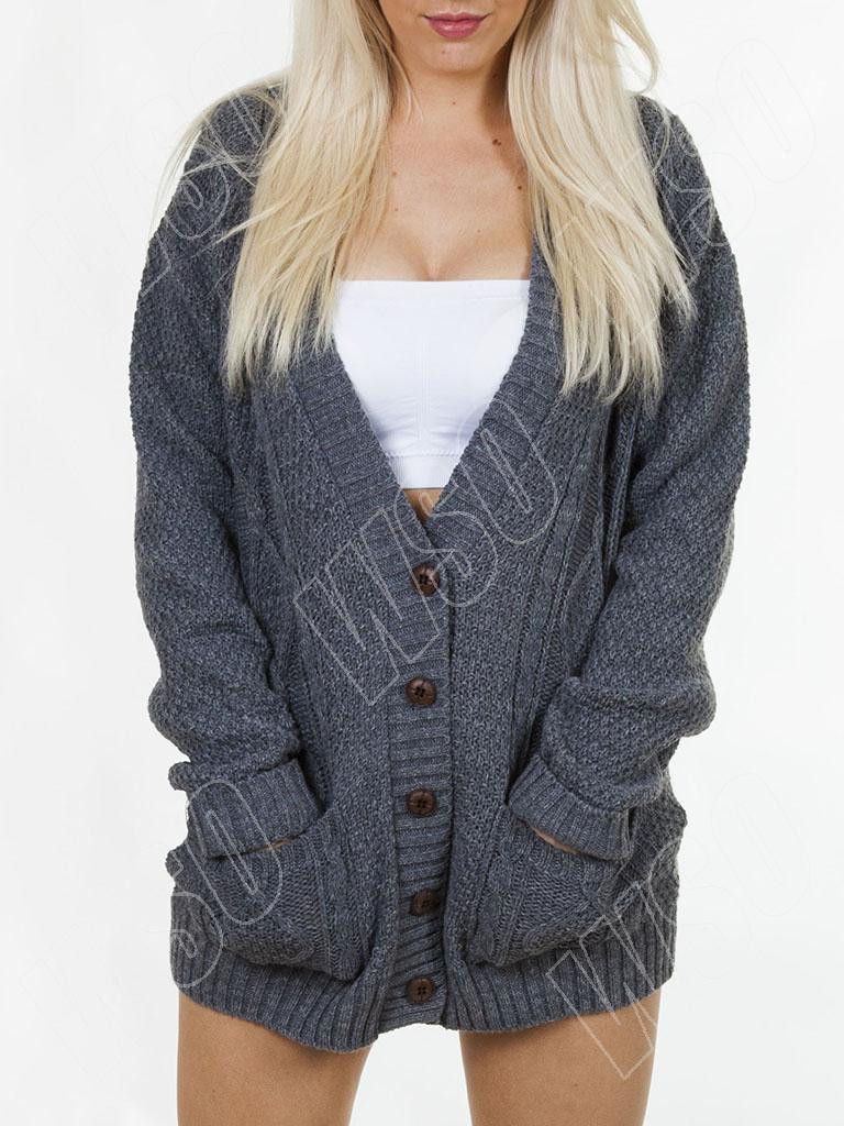 Womens Cable Knit Sweater Lovely New Womens La S Cable Knit Knitted Baggy Boyfriend Of Innovative 44 Pics Womens Cable Knit Sweater