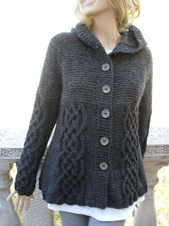 Womens Cable Knit Sweater Luxury Knit Sweater Womens Cable Knit Jacket Cardigan Dark Grey Of Innovative 44 Pics Womens Cable Knit Sweater