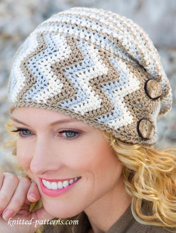Womens Crochet Hat Patterns Fresh Women's Hat Crochet Pattern Free – Daily Fashion Outfits Of Luxury 50 Photos Womens Crochet Hat Patterns
