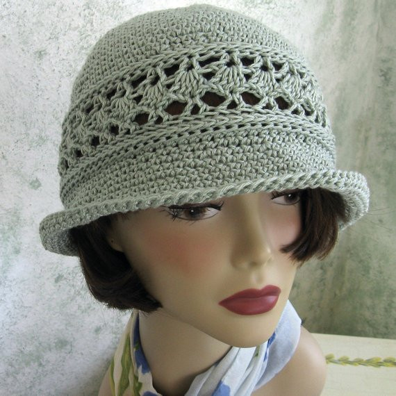 Womens Crochet Hat Patterns Inspirational Crochet Hat Pattern Women S Summer Brimmed Hat with Mesh Of Luxury 50 Photos Womens Crochet Hat Patterns
