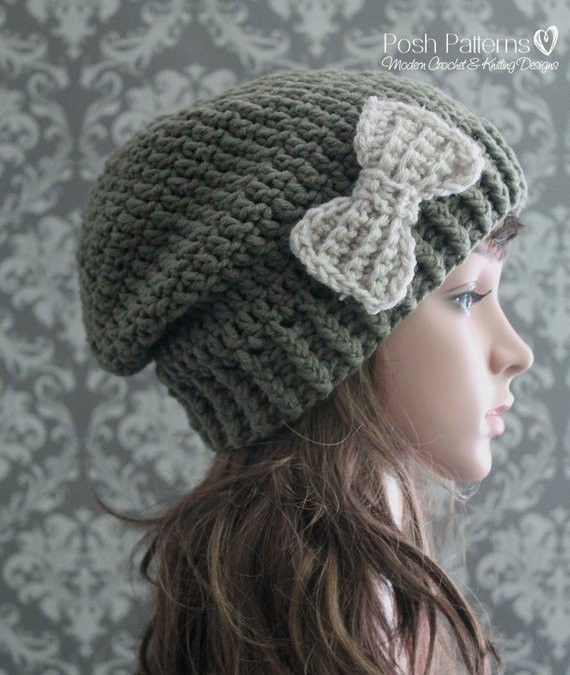 Womens Crochet Hat Patterns Inspirational Crochet Pattern Womens Slouchy Hat Pattern Crochet Hat Of Luxury 50 Photos Womens Crochet Hat Patterns
