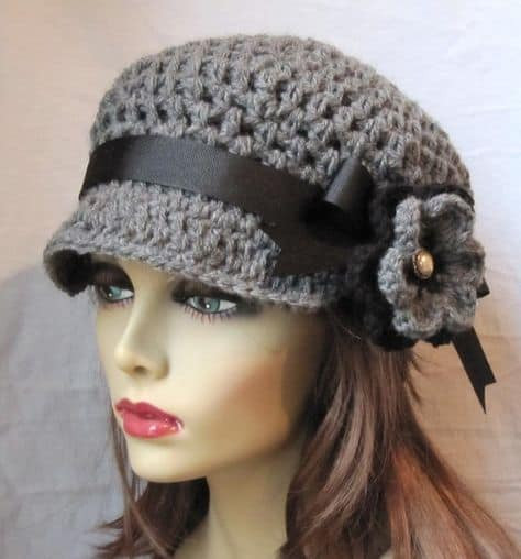 Womens Crochet Hat Patterns Inspirational the Cutest Collection Crochet Hats Of Luxury 50 Photos Womens Crochet Hat Patterns