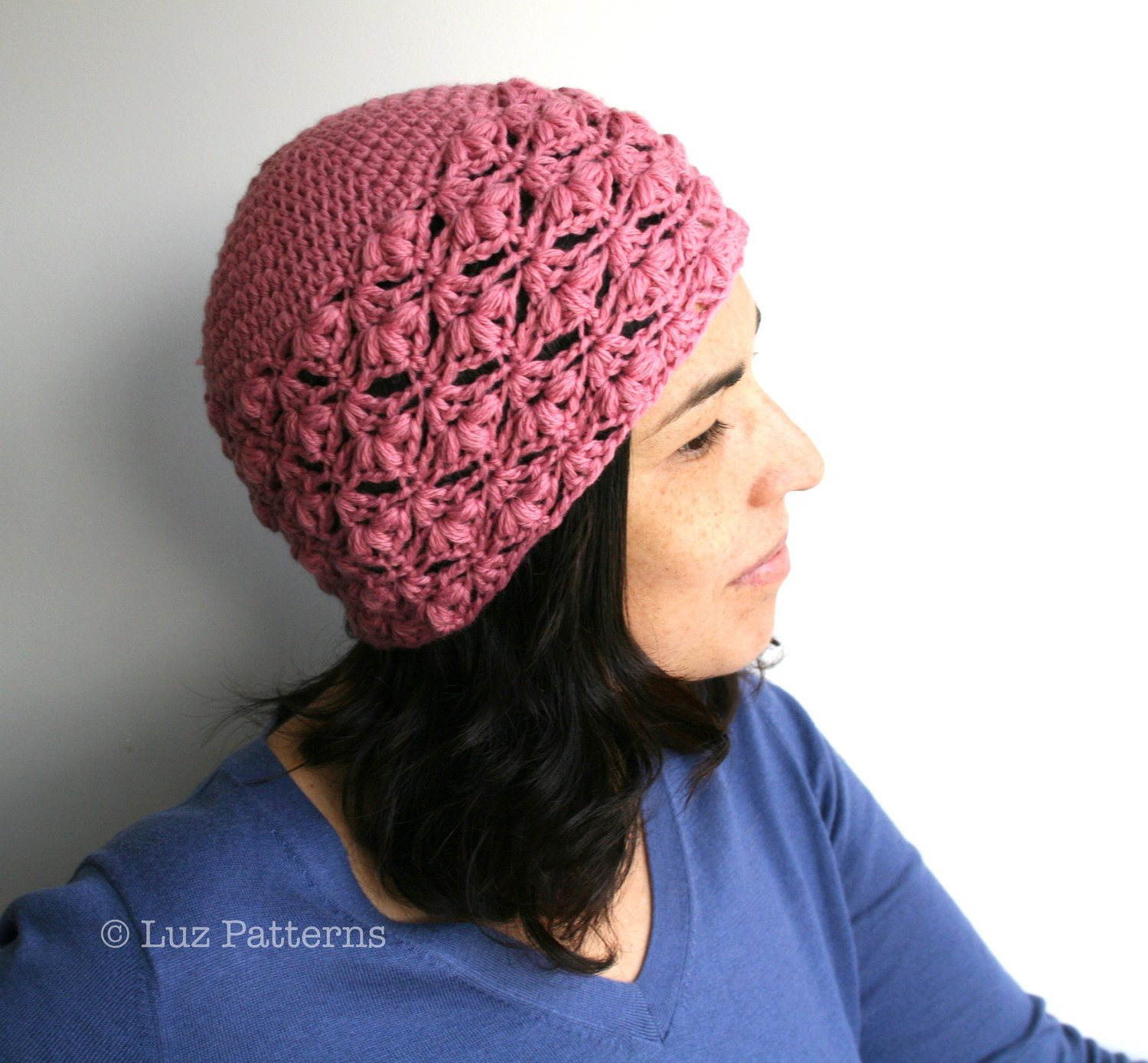 Womens Crochet Hat Patterns Luxury Crochet Hat Pattern Instant Download Crochet Women Beanie Of Luxury 50 Photos Womens Crochet Hat Patterns