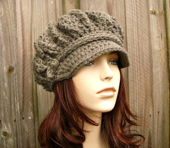 Womens Crochet Hat Patterns Unique Stylish Crochet Hat Patterns for Women Of Luxury 50 Photos Womens Crochet Hat Patterns