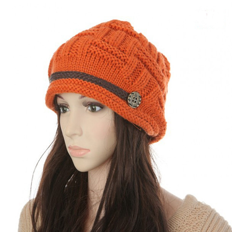 Womens Knit Hats Beautiful Fashion Womens Winter Warm Braided Baggy Beanie Knit Of Innovative 50 Images Womens Knit Hats