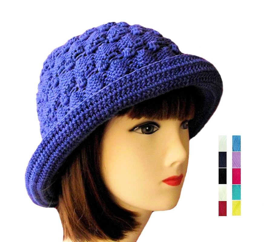 Womens Knit Hat Hand Knit Hat Women s Hat Crochet
