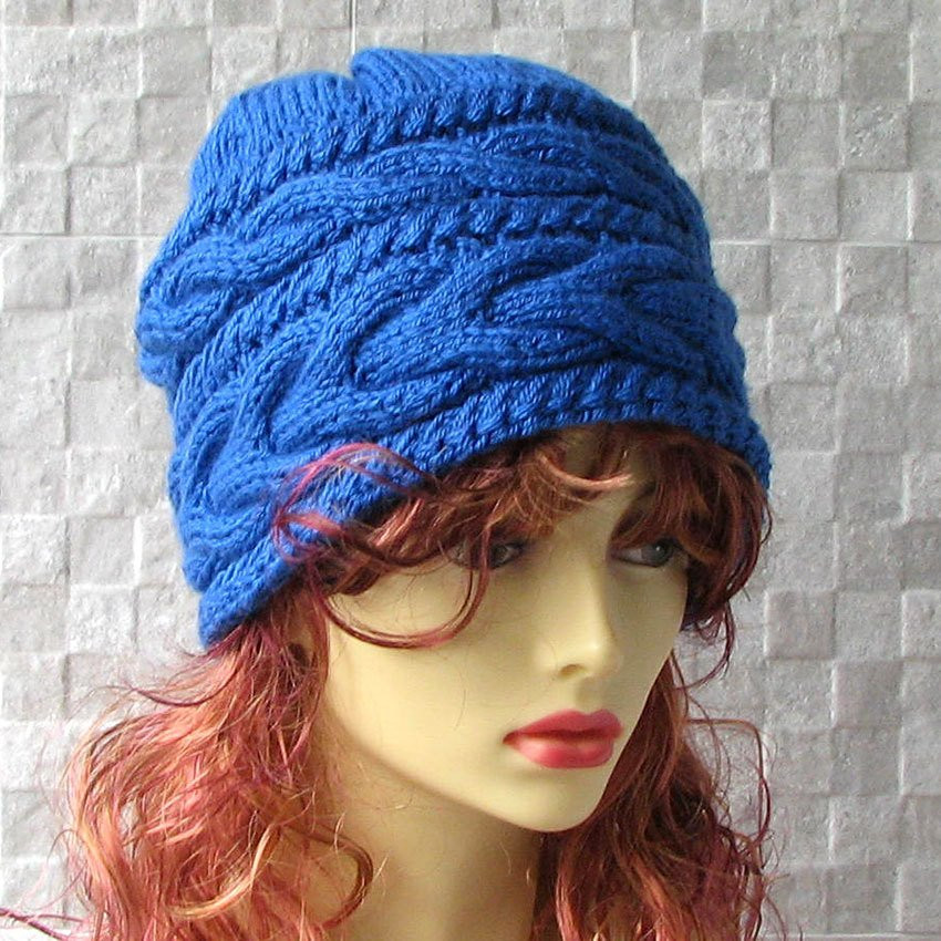 Womens Knit Hats Elegant Women S Knit Hats Women S Blue Winter Hat Women S Of Innovative 50 Images Womens Knit Hats