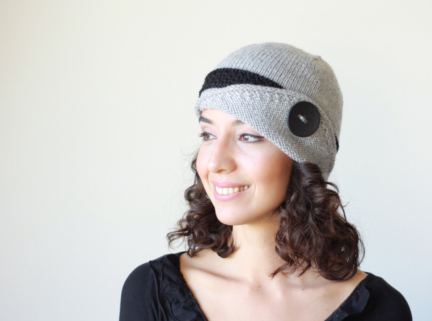 Womens Knit Hats Inspirational Grey Knit Hat Womens Knit Hat Lucy Hat Grey Winter Beanie Of Innovative 50 Images Womens Knit Hats