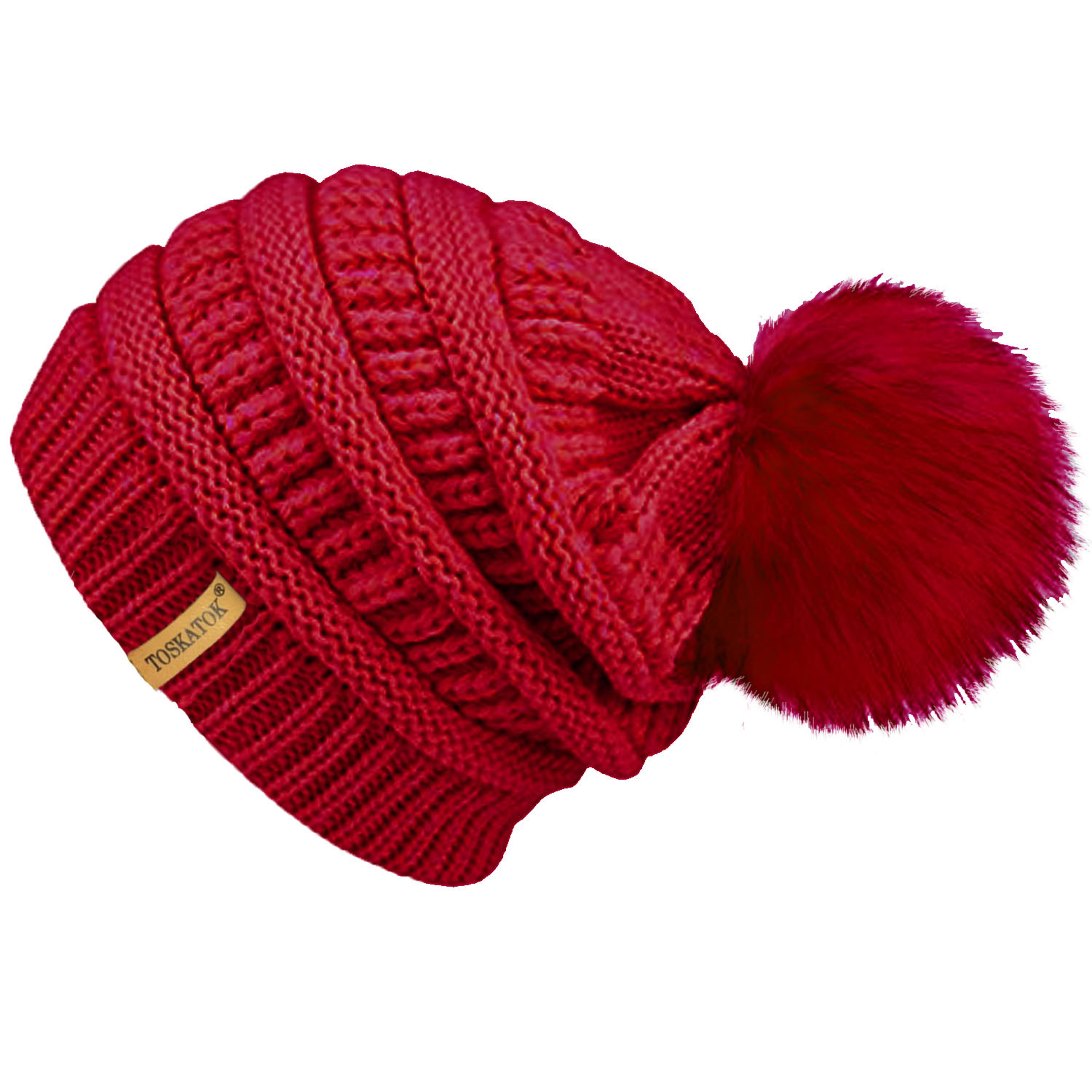 Womens Knit Hats Lovely Ladies Womens Winter Textured Knit Beanie Bobble Hat Of Innovative 50 Images Womens Knit Hats