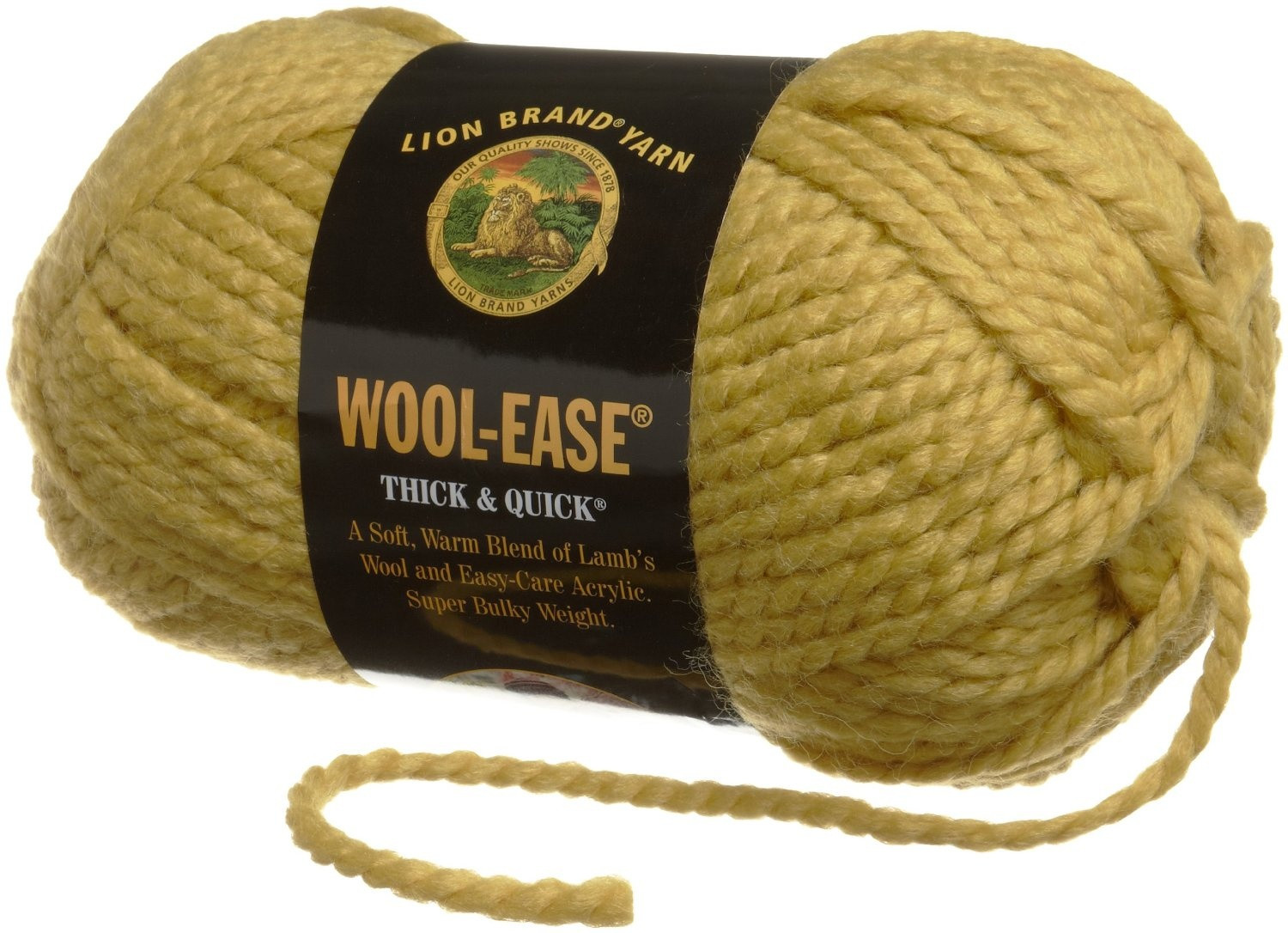 Wool Ease Thick & Quick Yarn Awesome Lion Brand Yarn 640 136f Wool Ease Thick and Quick Yarn Of Great 46 Pictures Wool Ease Thick & Quick Yarn