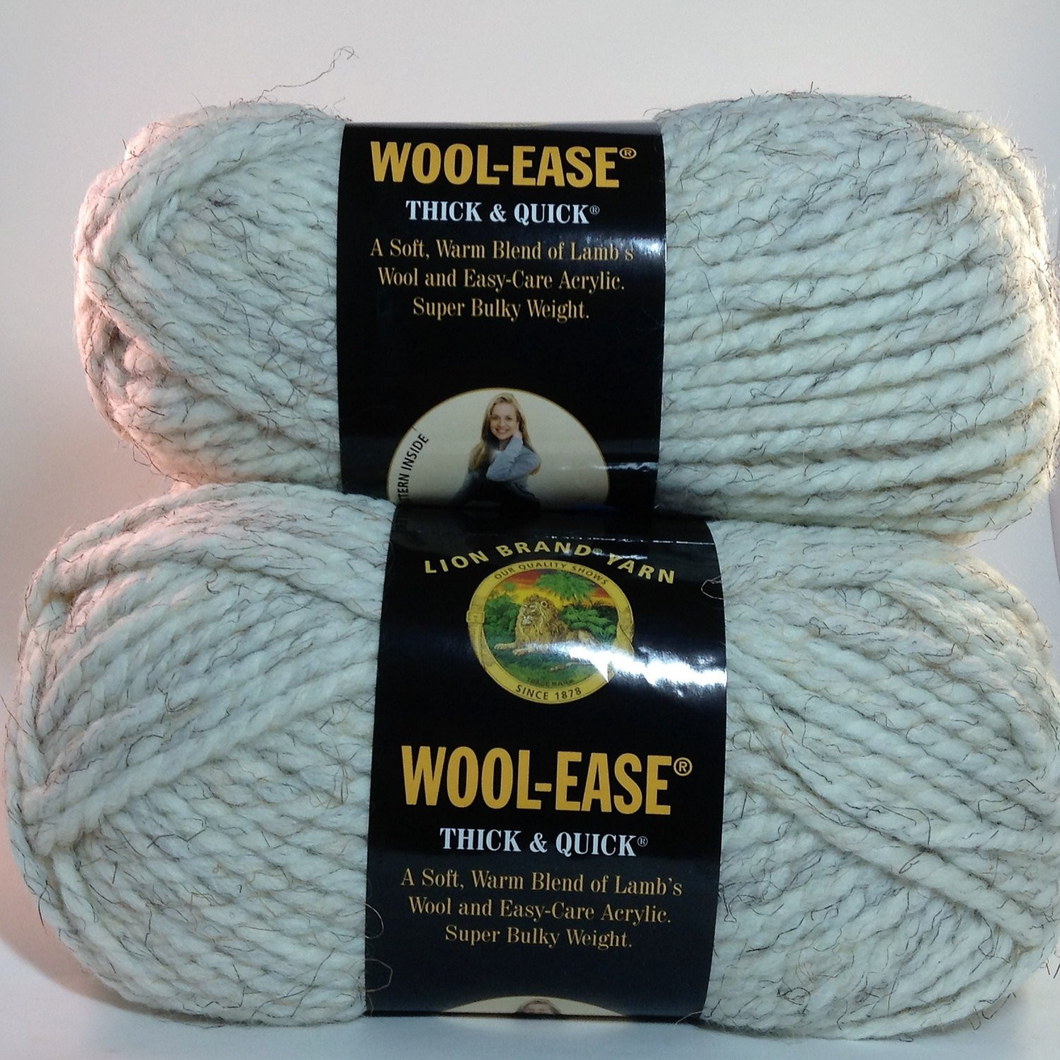Wool Ease Thick & Quick Yarn Awesome Lion Brand Yarn Wool Ease Thick & Quick In Color Wheat Lot Of Of Great 46 Pictures Wool Ease Thick & Quick Yarn