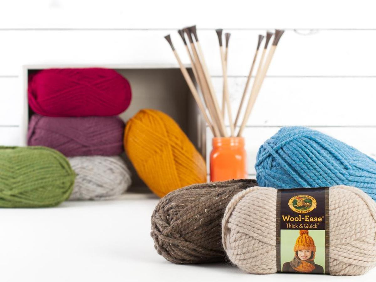 Wool Ease Thick & Quick Yarn Beautiful Lion Brand Wool Ease Thick and Quick Yarn Of Great 46 Pictures Wool Ease Thick & Quick Yarn