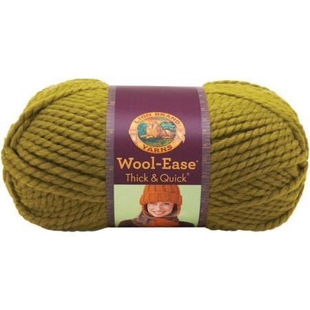 Wool Ease Thick & Quick Yarn Lemongrass