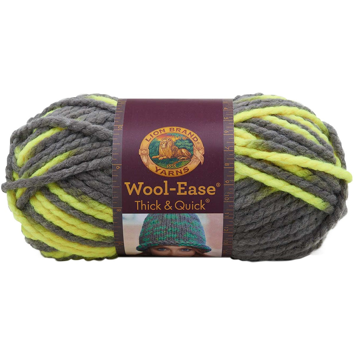 Wool Ease Thick & Quick Yarn Toucan