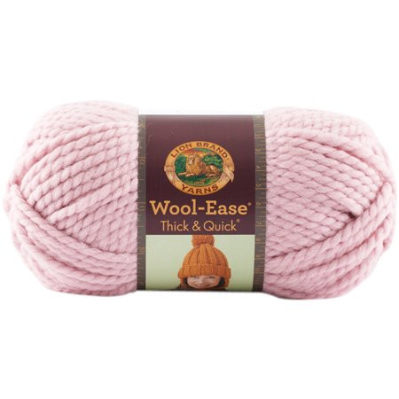 Wool Ease Thick & Quick Yarn Unique Wool Ease Thick & Quick Yarn Blossom Pk 3 Lion Brand Of Great 46 Pictures Wool Ease Thick & Quick Yarn