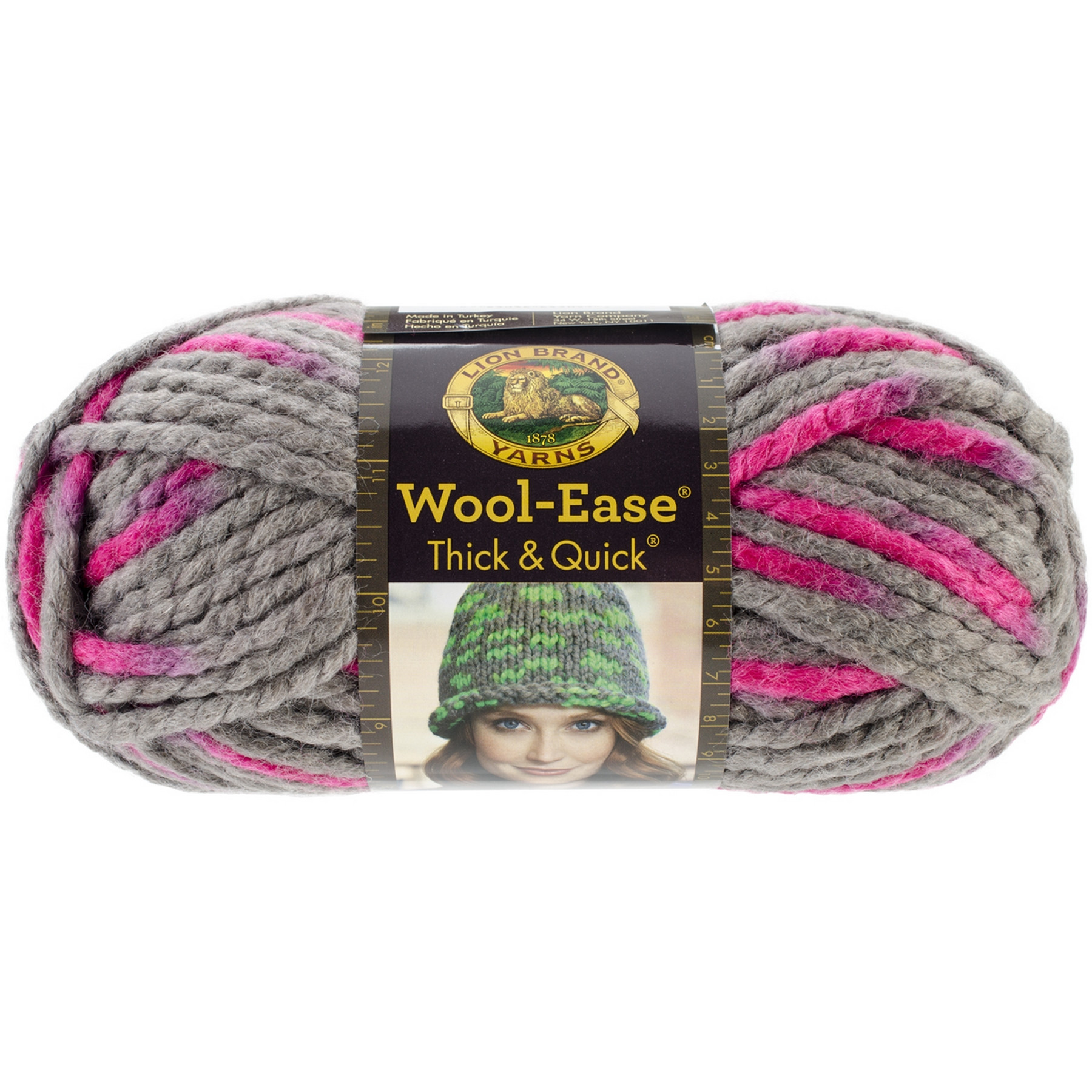 Wool Ease Thick & Quick Yarn Bluebird