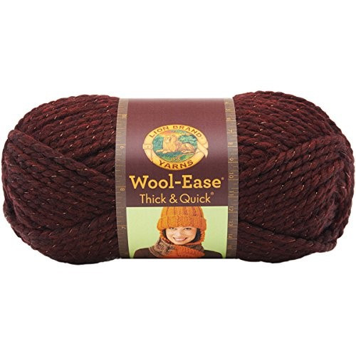 Wool Ease Thick and Quick Yarn Fresh Lion Brand Wool Ease Thick & Quick Metallic Yarn Of Charming 46 Pictures Wool Ease Thick and Quick Yarn