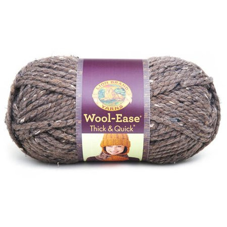 Lion Brand Yarn Wool Ease Thick & Quick Available In