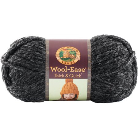 Wool Ease Thick and Quick Yarn Lovely Wool Ease Thick & Quick Yarn Charcoal Walmart Of Charming 46 Pictures Wool Ease Thick and Quick Yarn