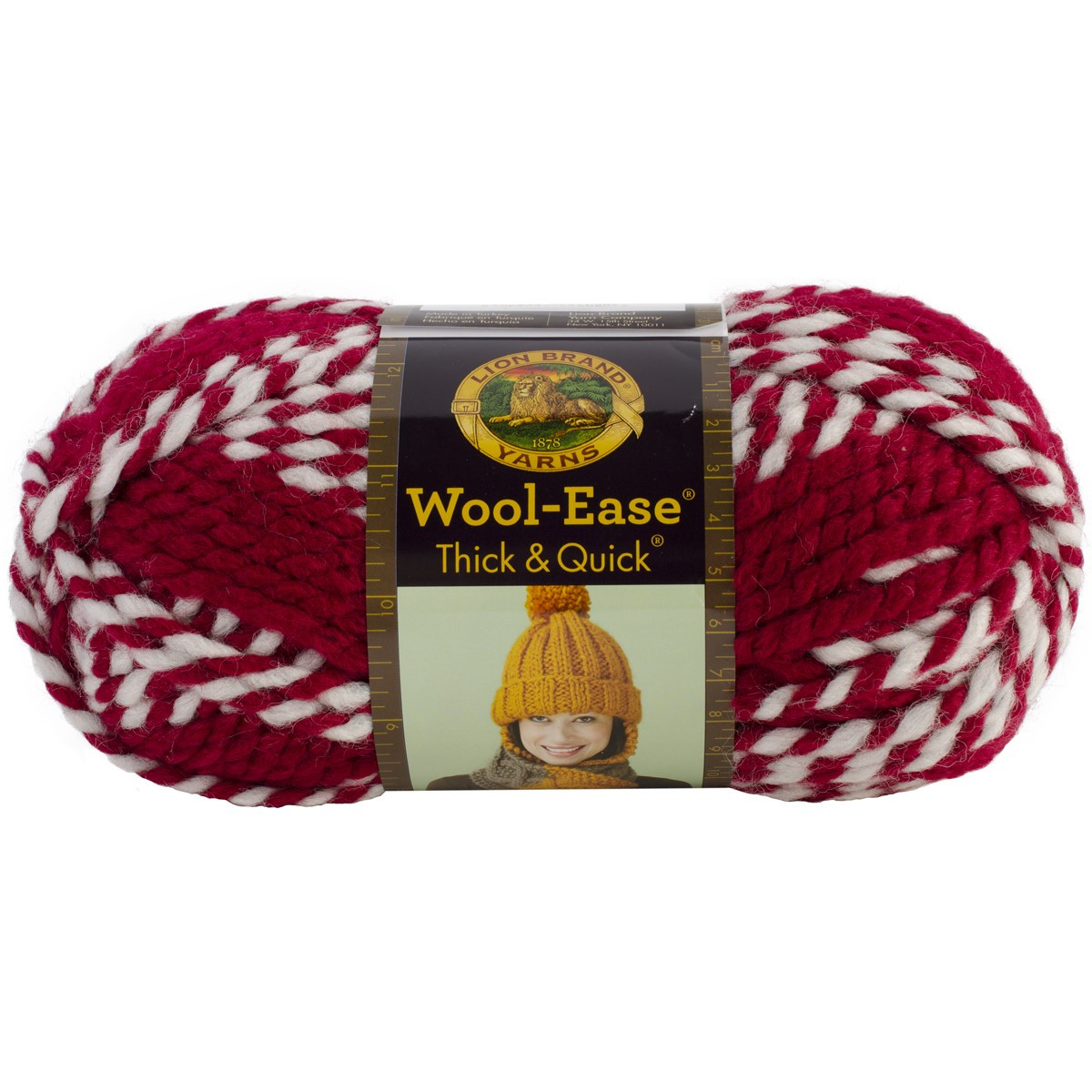 Wool Ease Thick and Quick Yarn Luxury Wool Ease Thick & Quick Yarn Crimson Stripes Of Charming 46 Pictures Wool Ease Thick and Quick Yarn