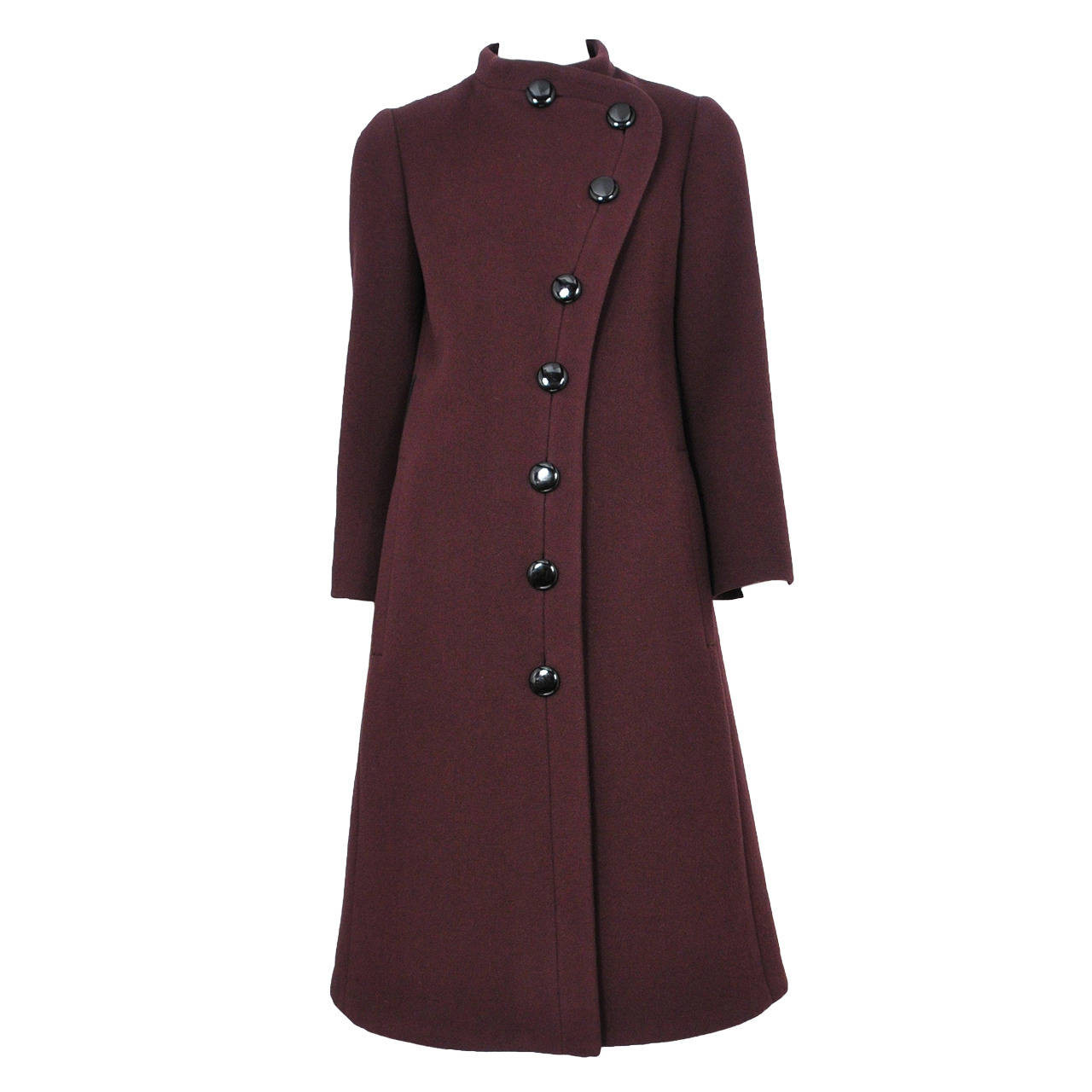 Wool for Sale Fresh Pierre Cardin Brown Wool Coat for Sale at 1stdibs Of Amazing 50 Models Wool for Sale