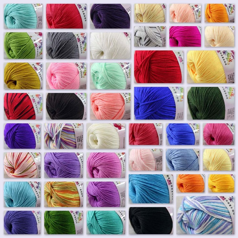 Wool for Sale Lovely Sale 1skeinx50g Dk Baby Cashmere Silk Wool Children Hand Of Amazing 50 Models Wool for Sale