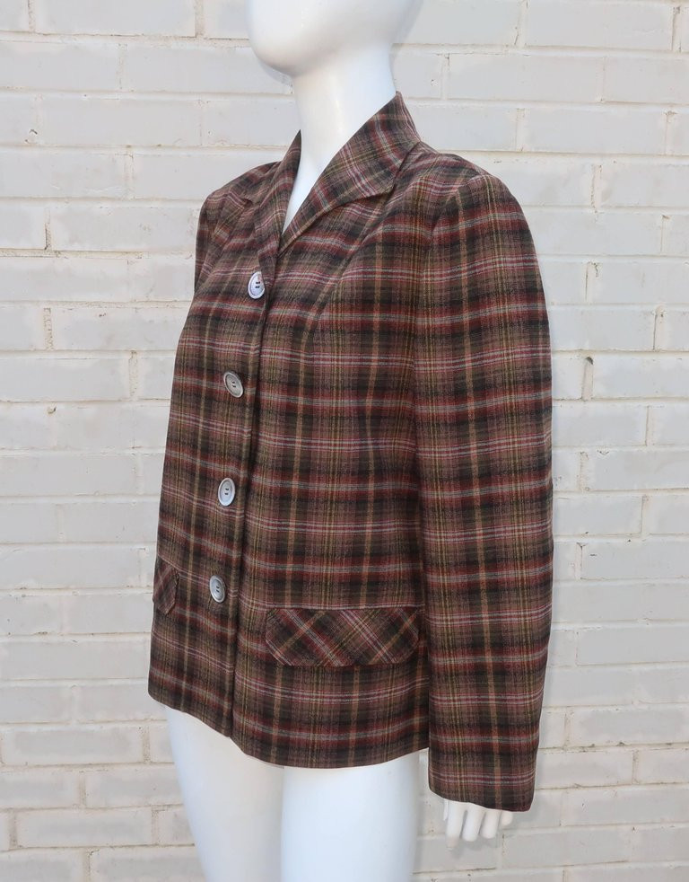 Wool for Sale Luxury Classic C 1950 Pendleton 49er Plaid Wool Jacket for Sale Of Amazing 50 Models Wool for Sale