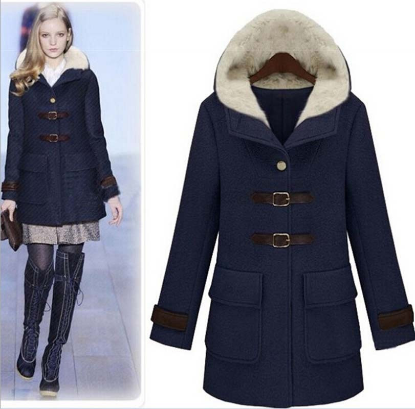 Winter Wool Coats For Women Sale JacketIn