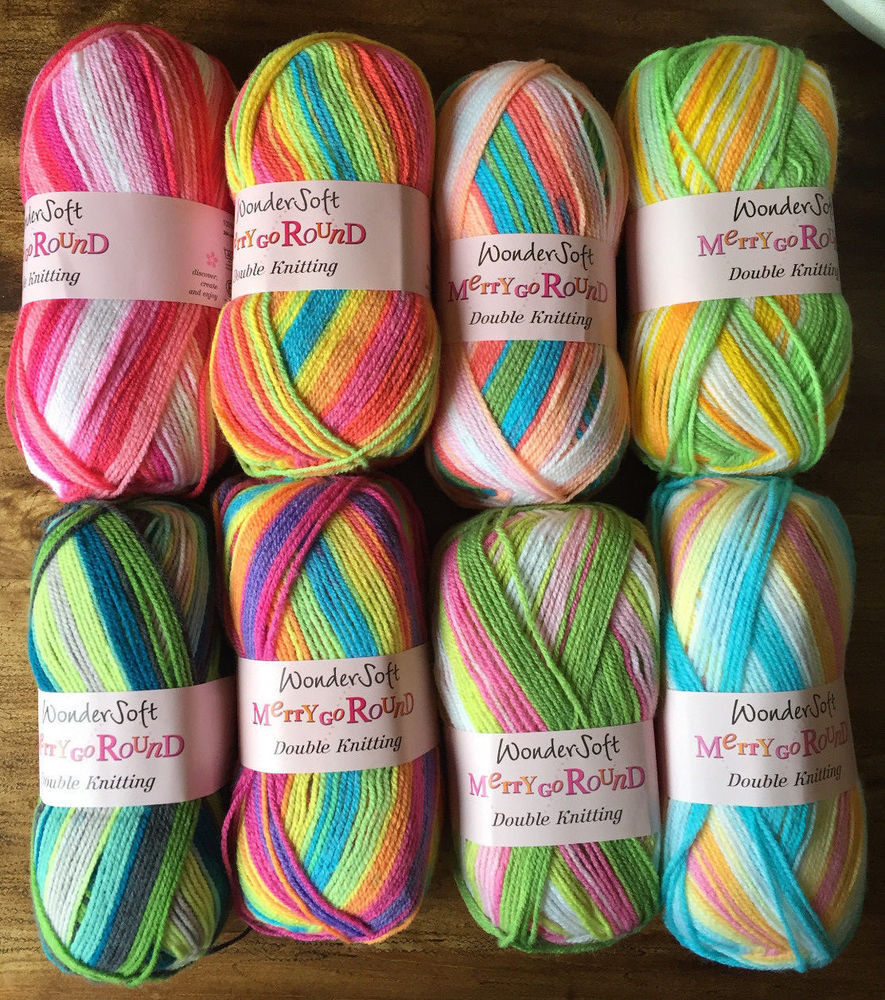 Wool for Sale New Stylecraft Wondersoft Merry Go Round Dk Knitting Wool Of Amazing 50 Models Wool for Sale