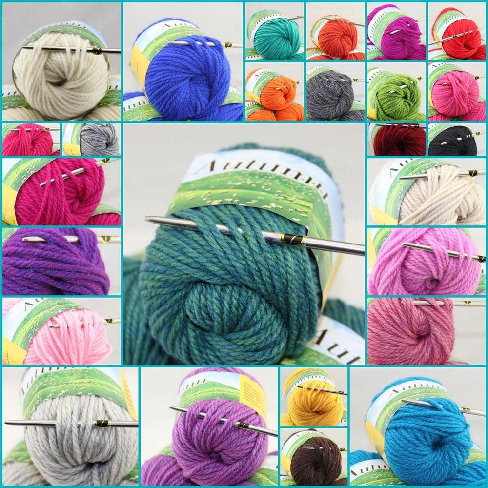 Wool for Sale Unique Sale Lot Of 1 Ball X 50gr Chunky Thick soft Warm Wool Hand Of Amazing 50 Models Wool for Sale