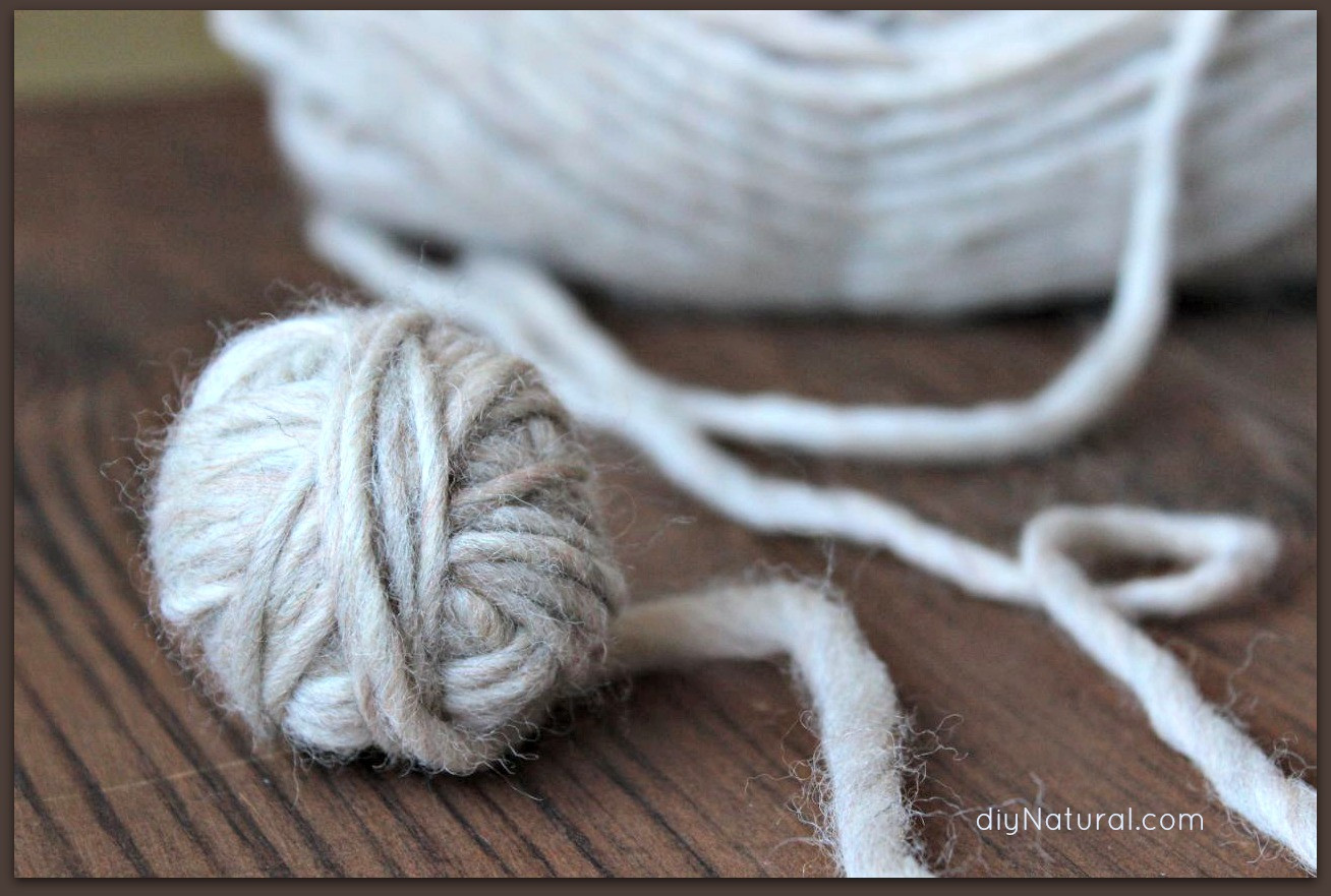 Wool Yarn Awesome Learn How to Make Felted Wool Dryer Balls – Wight Can Eco Of Top 47 Pictures Wool Yarn