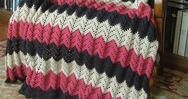Written Crochet Patterns Inspirational Pink Ripple Afghan Free Pattern From Abc Knitting Of Beautiful 42 Ideas Written Crochet Patterns