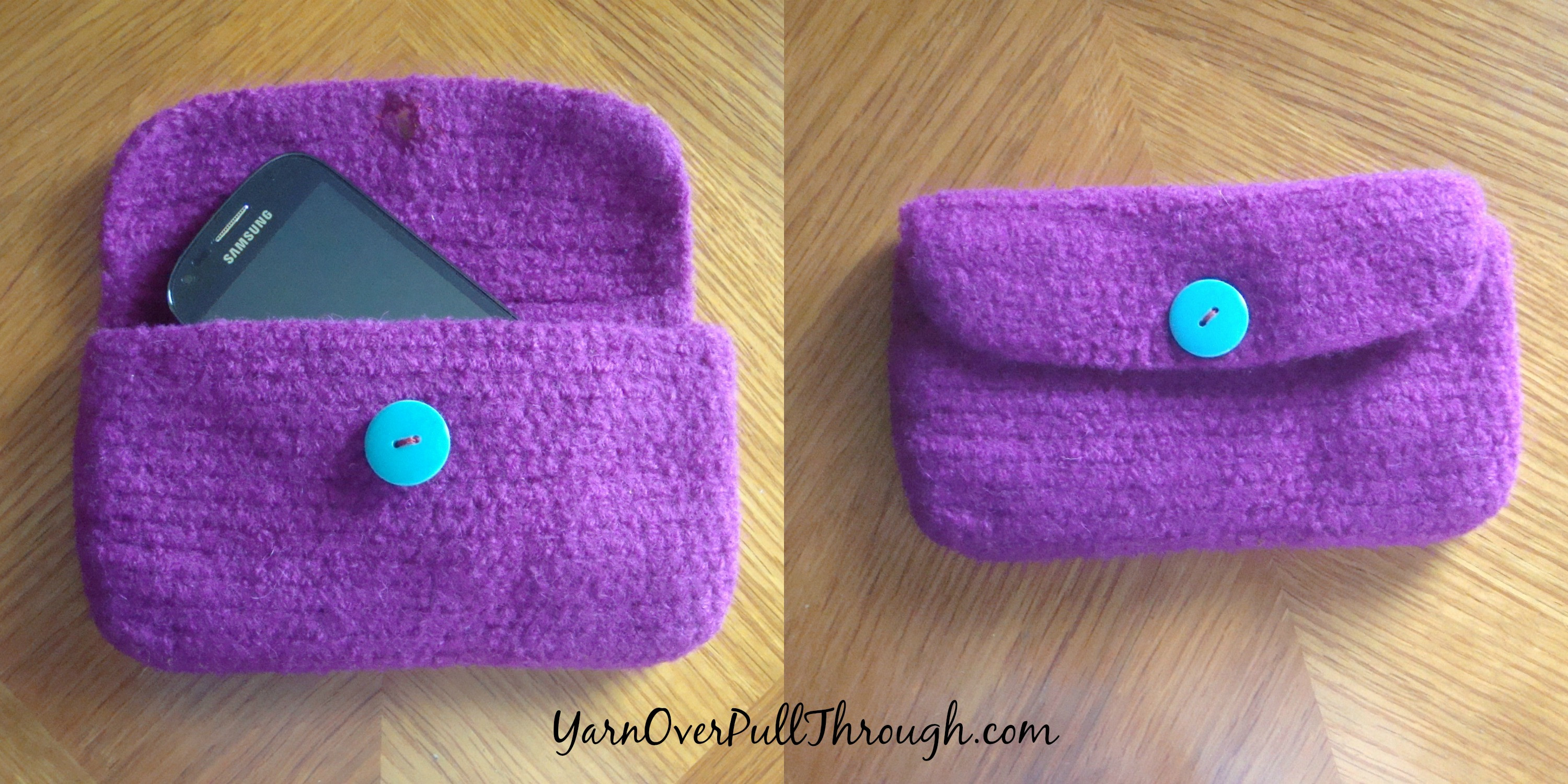 Yarn Over Pull Through The Heart and Soul of Crochet