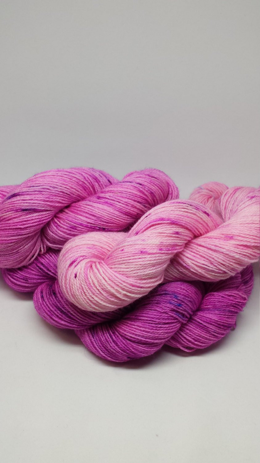 Yarn Weight 3 Lovely Hand Dyed Bfl 3 Ply Yarn sock Weight Berry by Mkuniquedesigns Of Fresh 45 Photos Yarn Weight 3