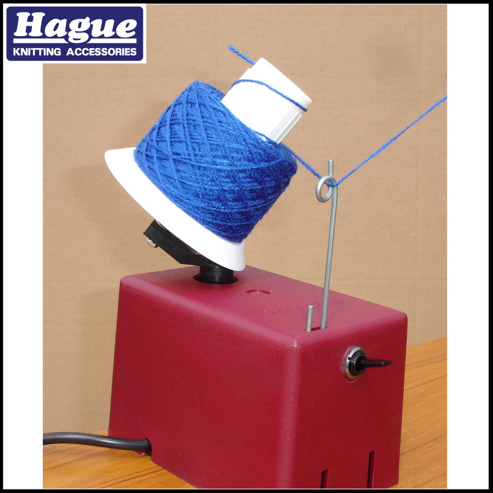 Yarn Winder Inspirational 125g Electric Yarn & Wool Winder by Hague Knitting Of Fresh 44 Photos Yarn Winder